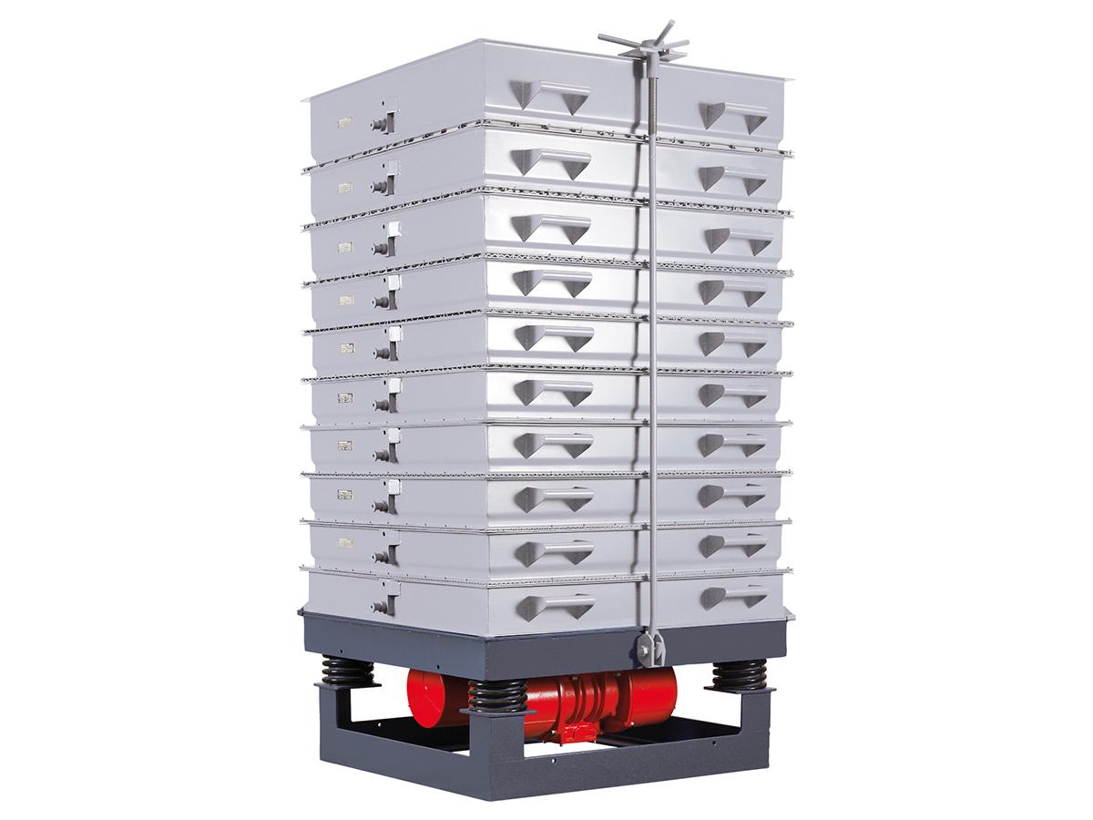 Large Analytical Screening Machine GAS 1000