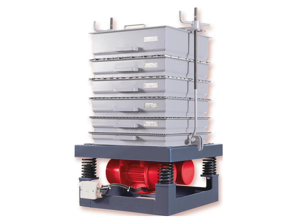 Large Analytical Screening Machine GAS
