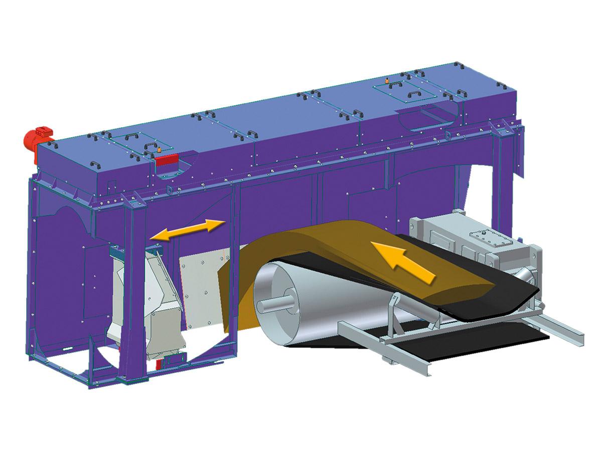 Slotted vessel sampler LPN-T