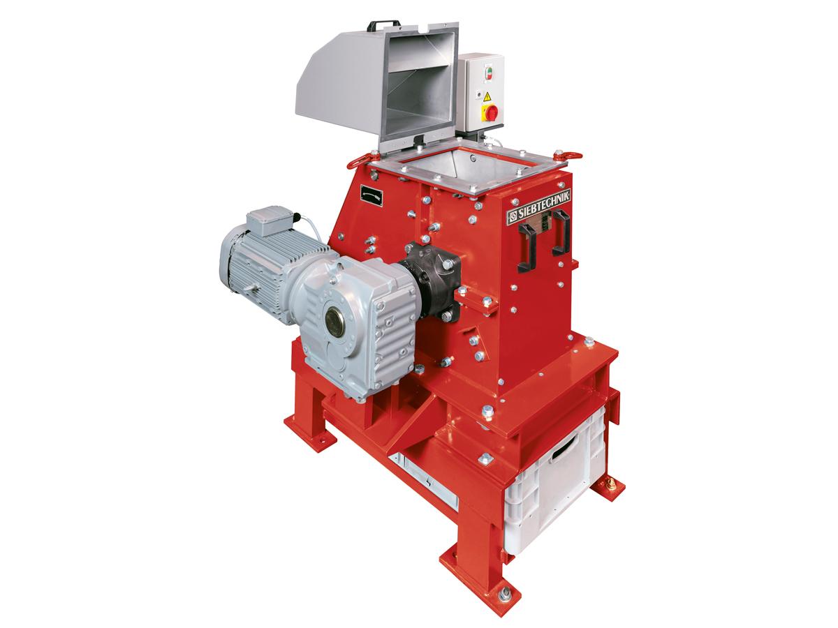 Single Roller Mill